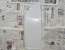 サフェーサー塗装