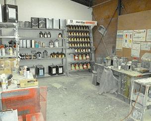板金塗装・修理工場写真3